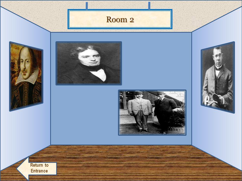 Room 2 Return to Entrance