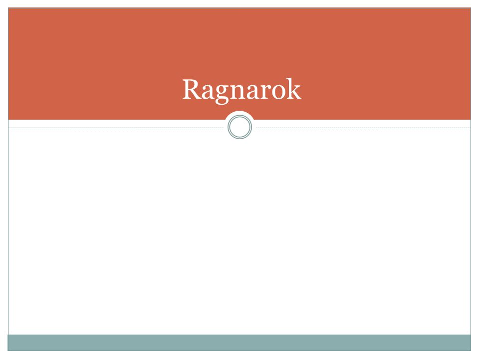 Ragnarok