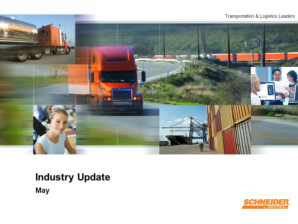 Transportation & Logistics Leaders Industry Update May