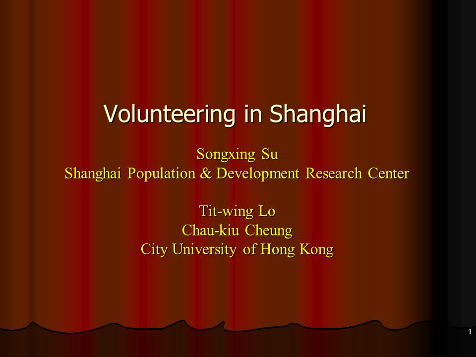 Standardized effects of background characteristics on volunteering endurance 22 Resource / Constraint
