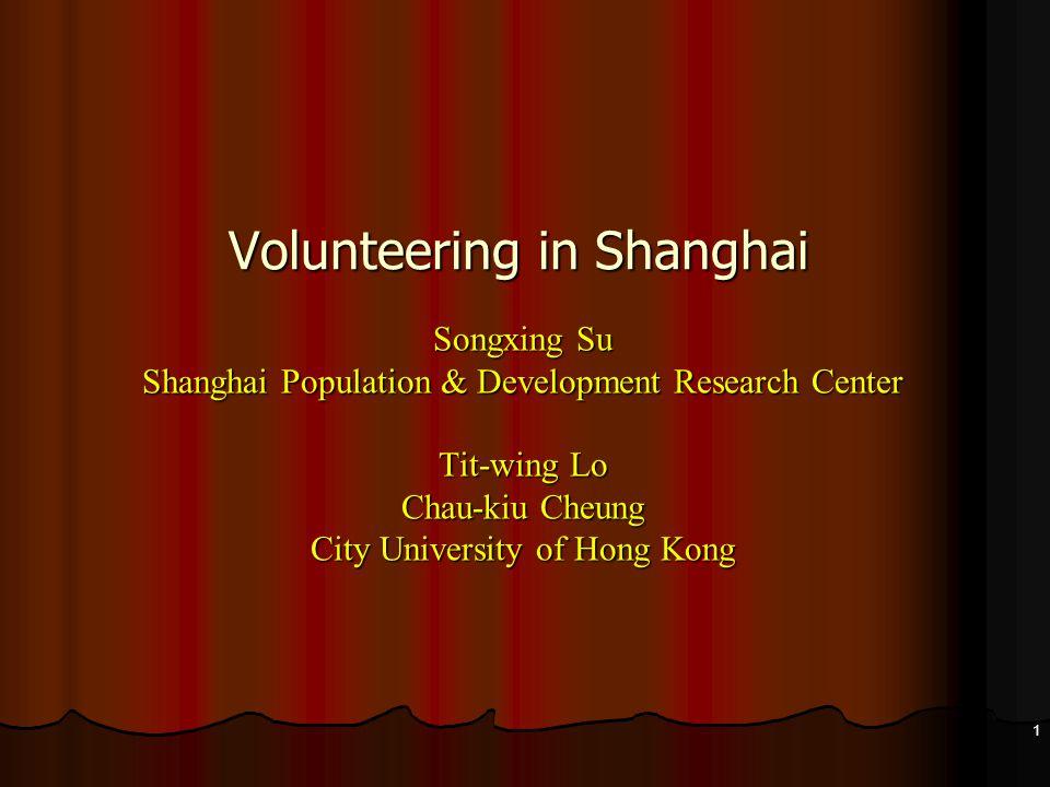 Standardized effects of volunteering experiences on volunteering commitment 32 Resource / Constraint