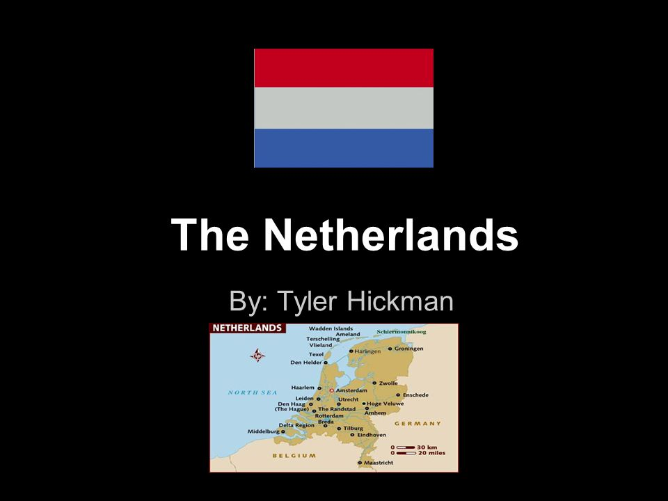 The Netherlands By: Tyler Hickman