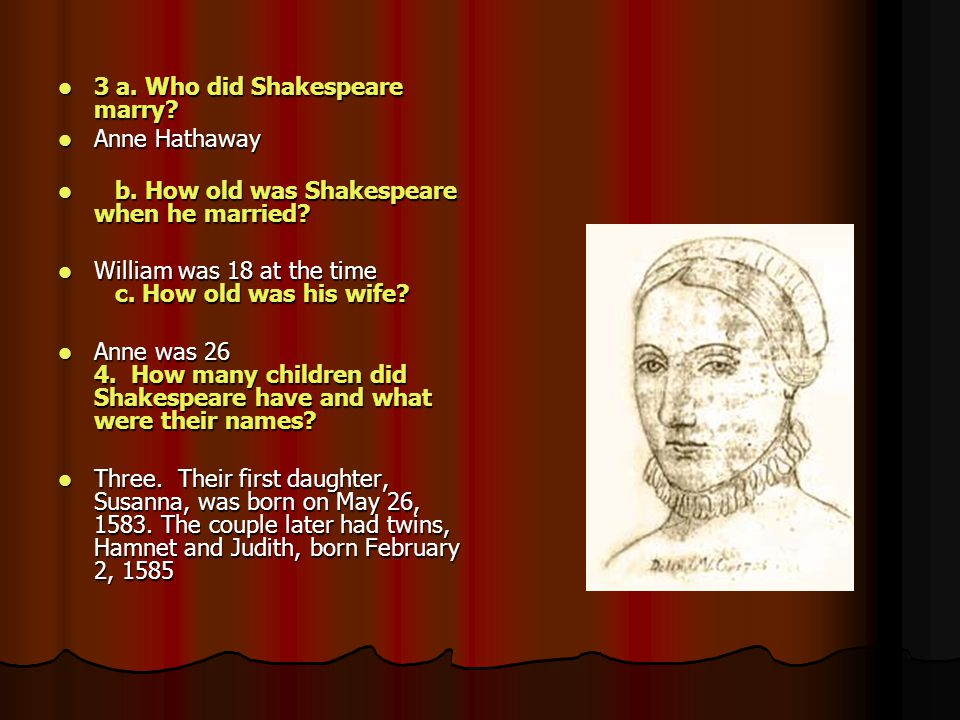 5.In what city did Shakespeare establish himself as an actor and when did he arrive there.