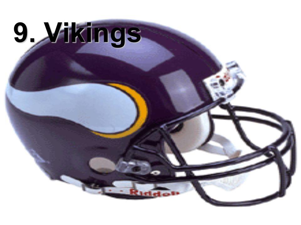 9. Vikings