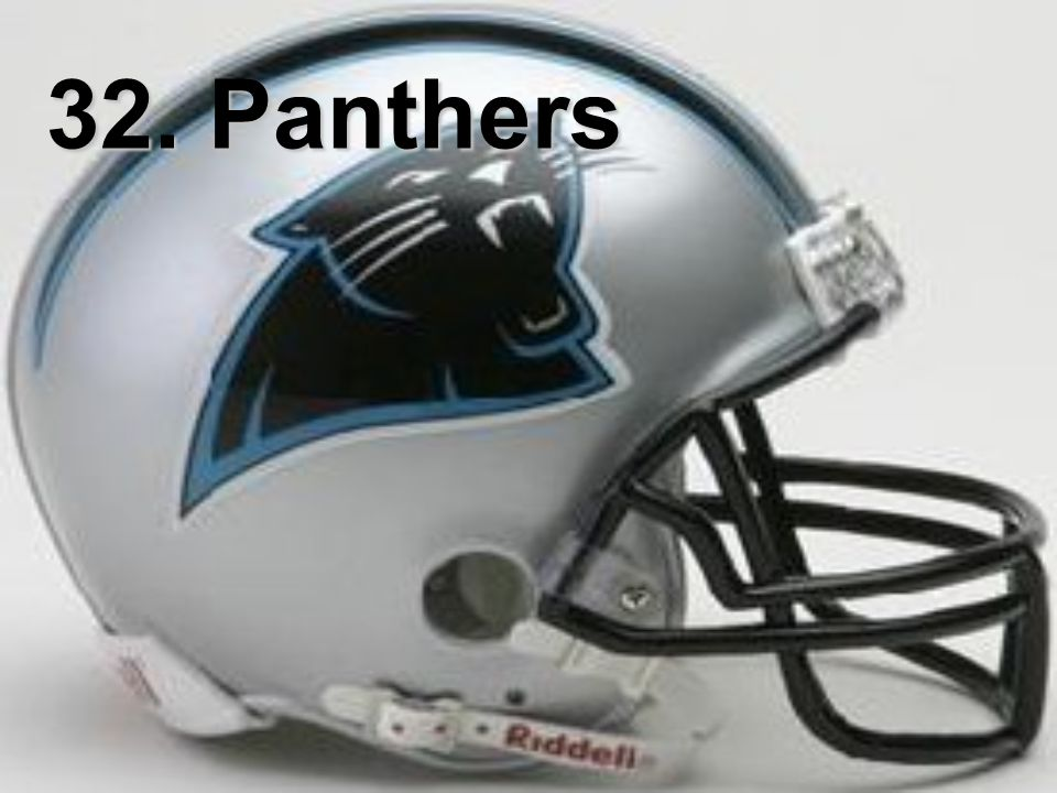32. Panthers