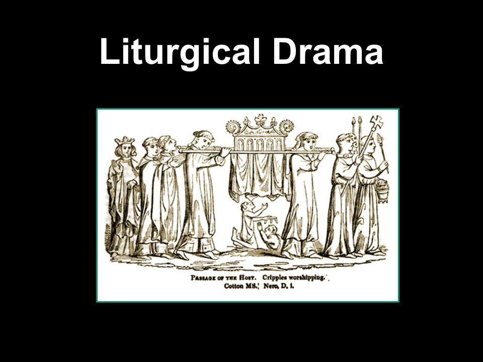 Liturgical Drama