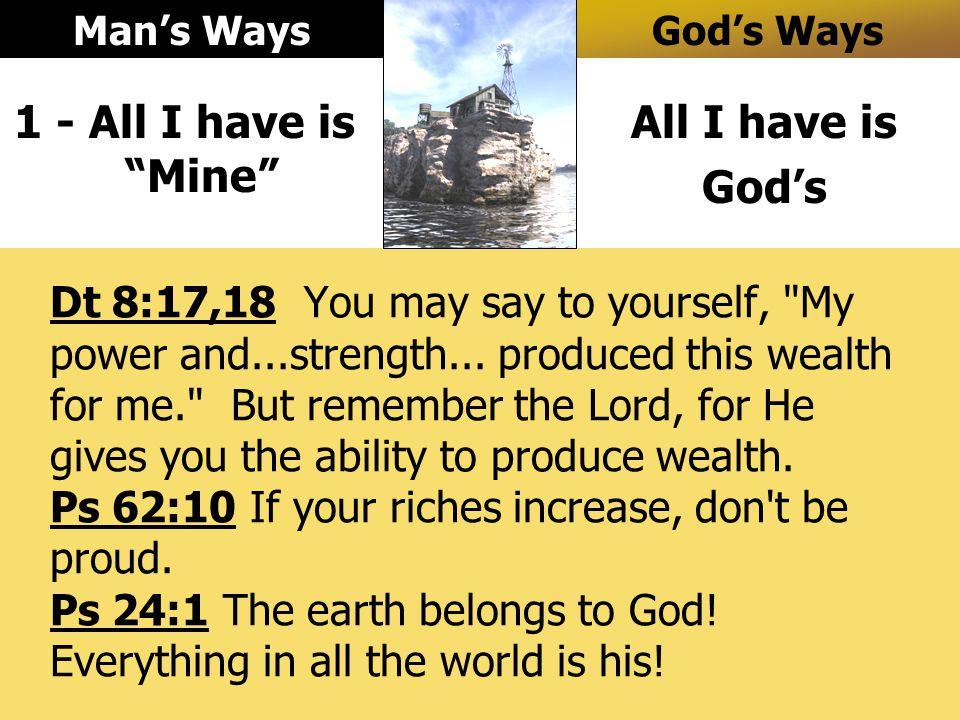 Prov 8:17-21 (God says) I love those who love me, and those who seek me find me.