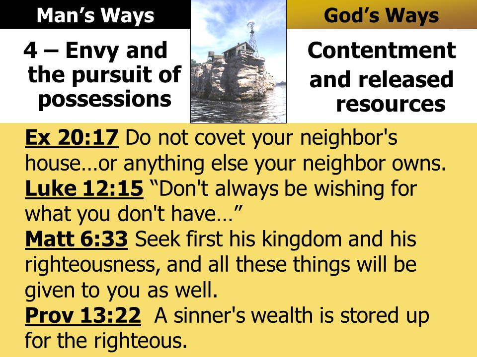 Proverbs 17:18 It s stupid to try to get something for nothing, or run up huge bills you can never pay.