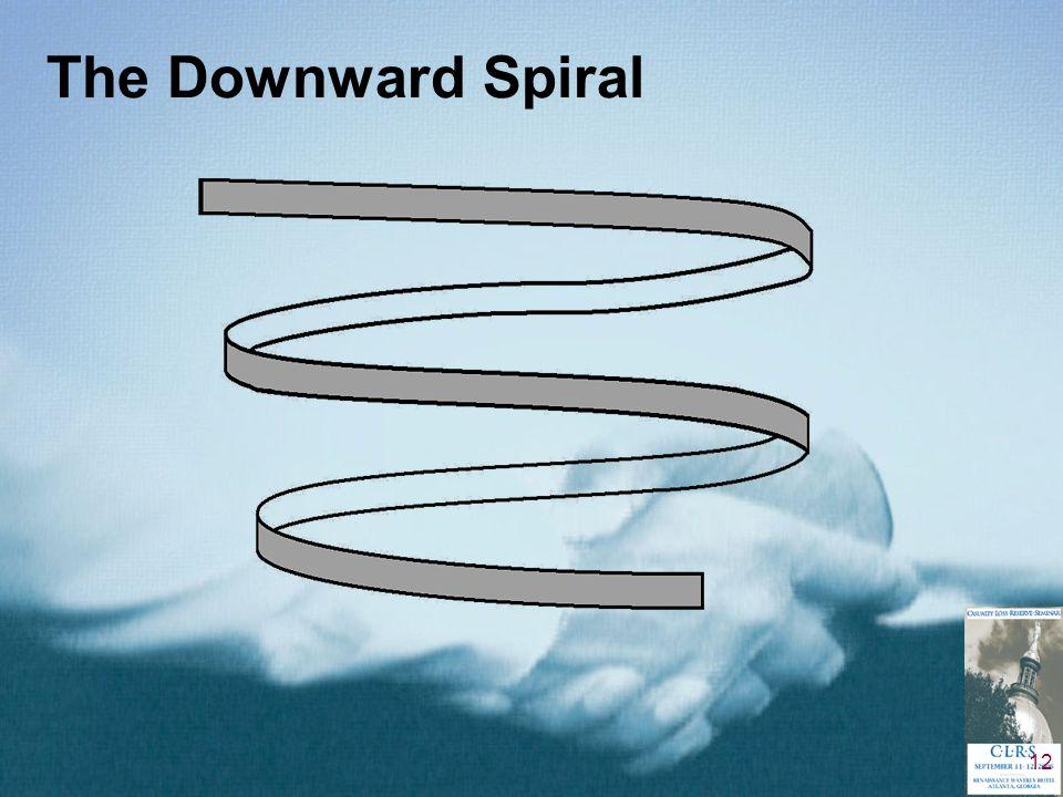 12 The Downward Spiral