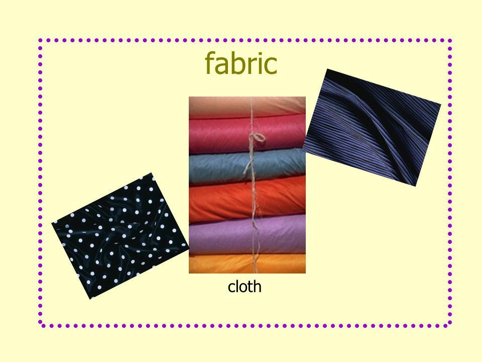 fabric cloth