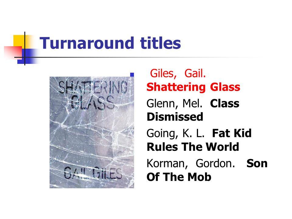 Turnaround titles Groening, Matt.Simpsons Comics (any) Hinton, S.E.