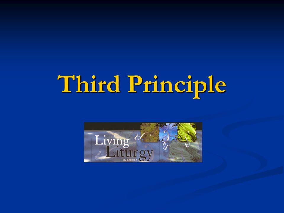 Third Principle