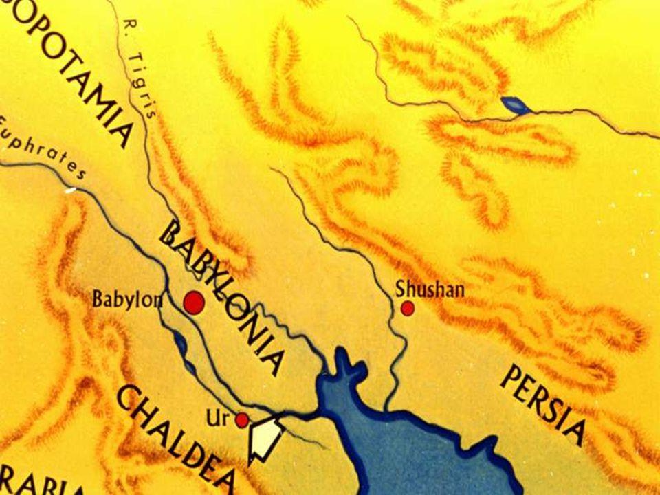 Map:Ur to Haran