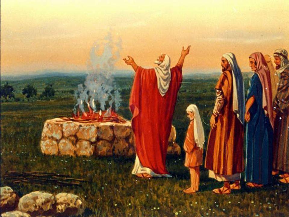 God calls and blesses Abram