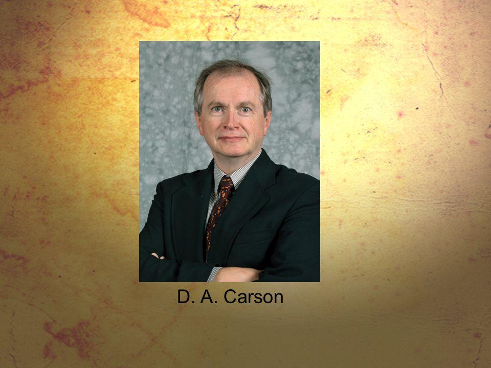 D. A. Carson