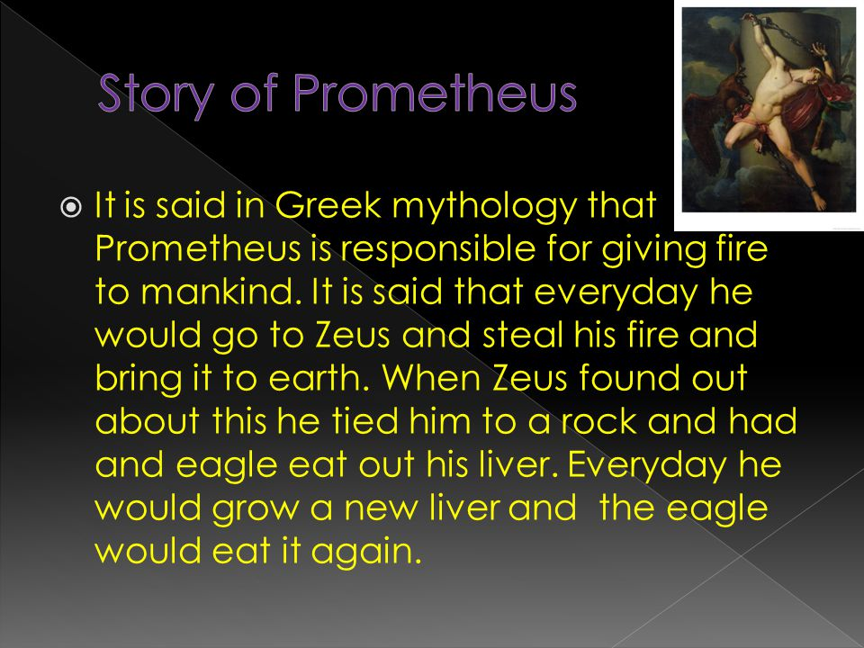  Prometheus's brother  Also a titan  Depicted as a foolish man who often easily tricked into doing things.