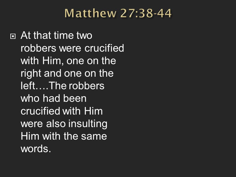 Matthew 16:1-3 --The Pharisees and Sadducees came up, and testing Jesus, they asked Him to show them a sign from heaven.