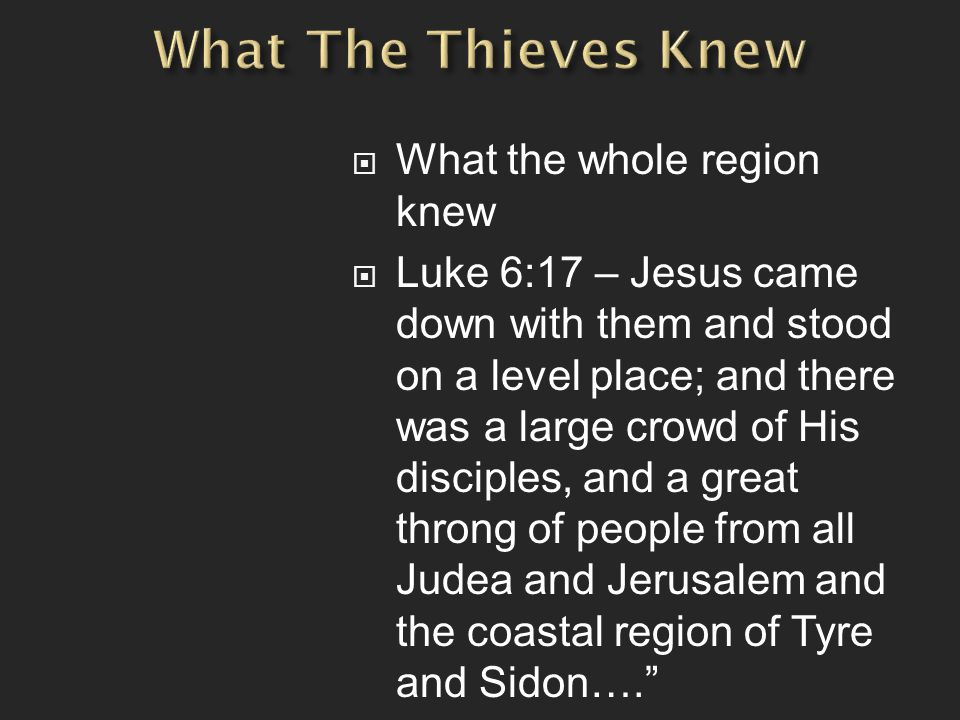  Luke 24:18 – One of them, named Cleopas, answered and said to Him, 'Are You the only one visiting Jerusalem and unaware of the things which have happened here in these days?