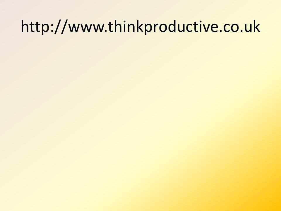 http://www.thinkproductive.co.uk