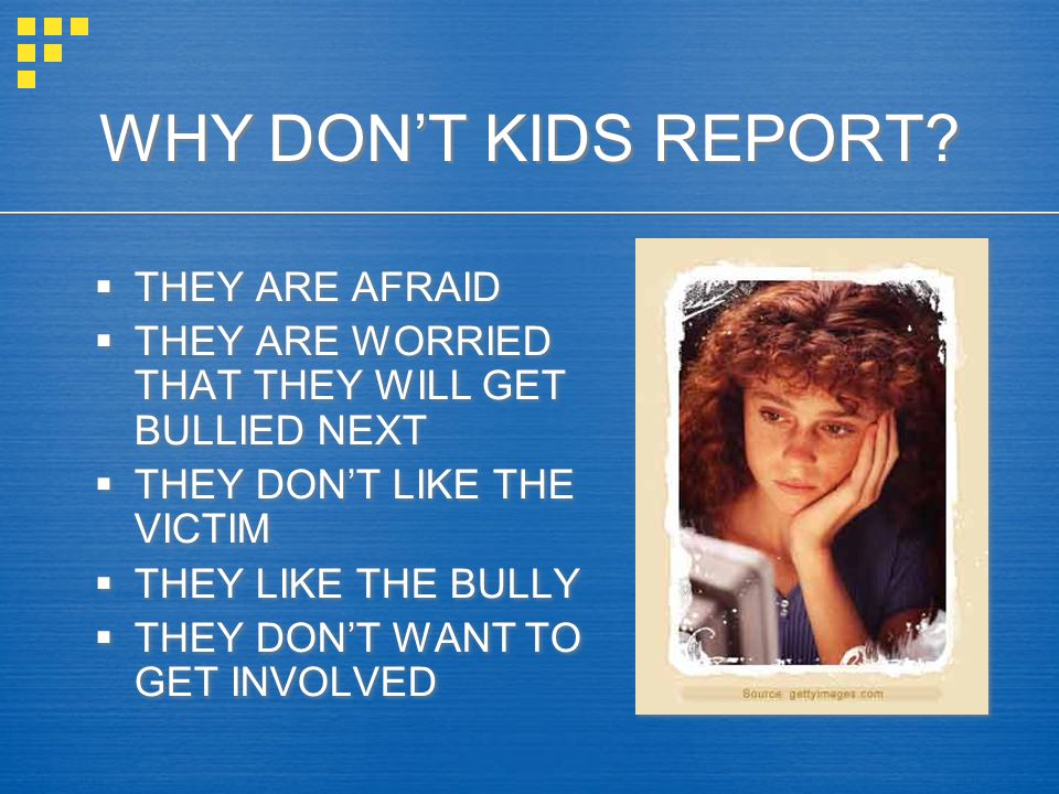 REPORTING BULLYING Upstanders Can Help.1.Reporting is NOT tattling.