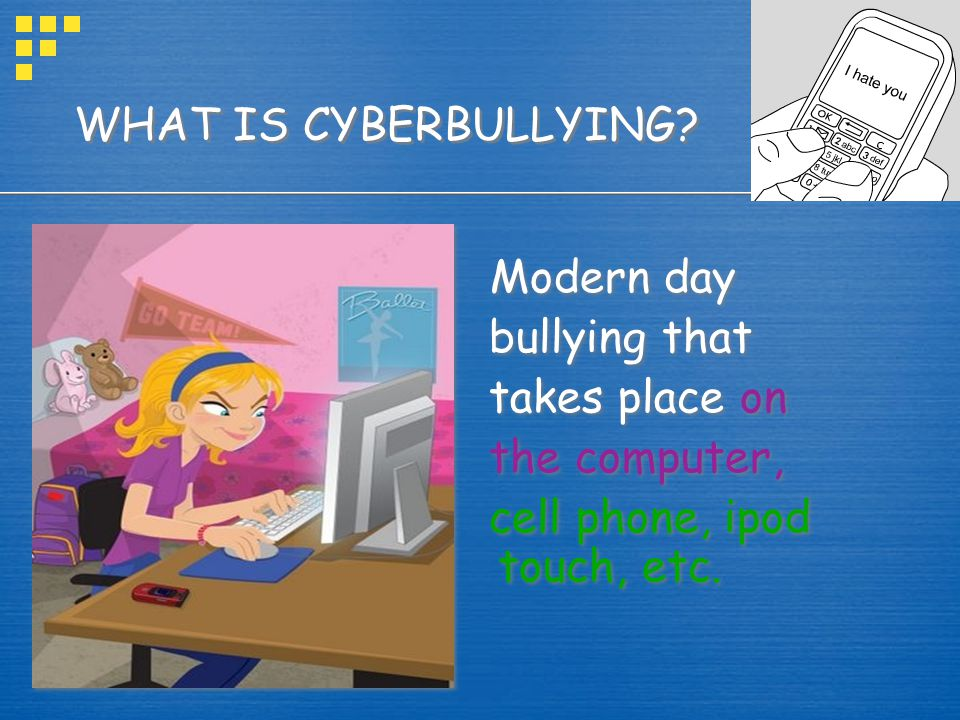 What is Social Bullying.