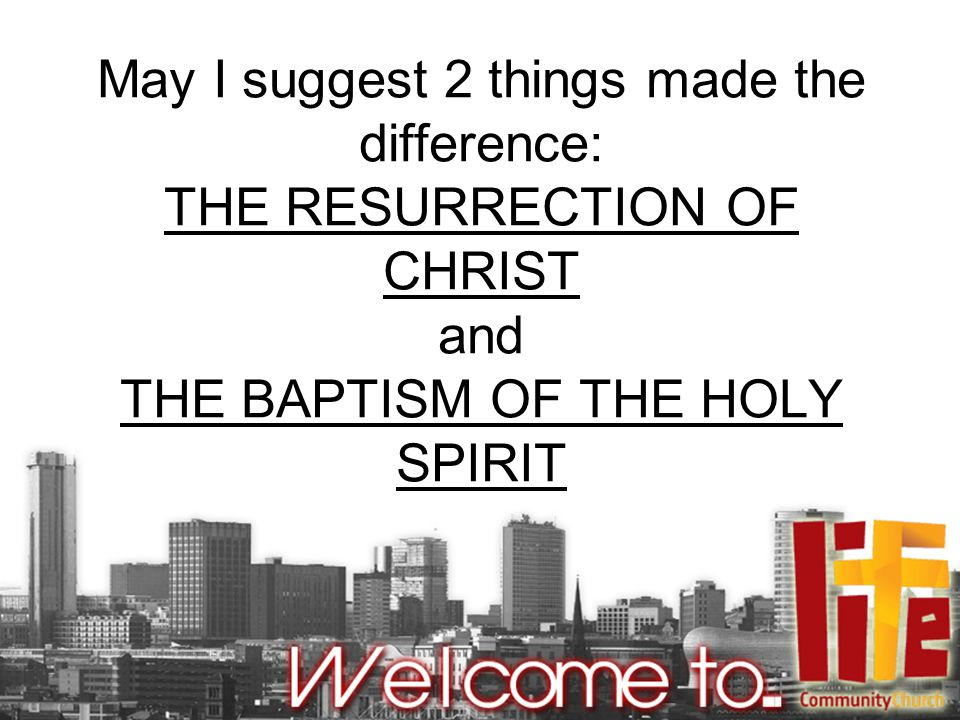 May I suggest 2 things made the difference: THE RESURRECTION OF CHRIST and THE BAPTISM OF THE HOLY SPIRIT