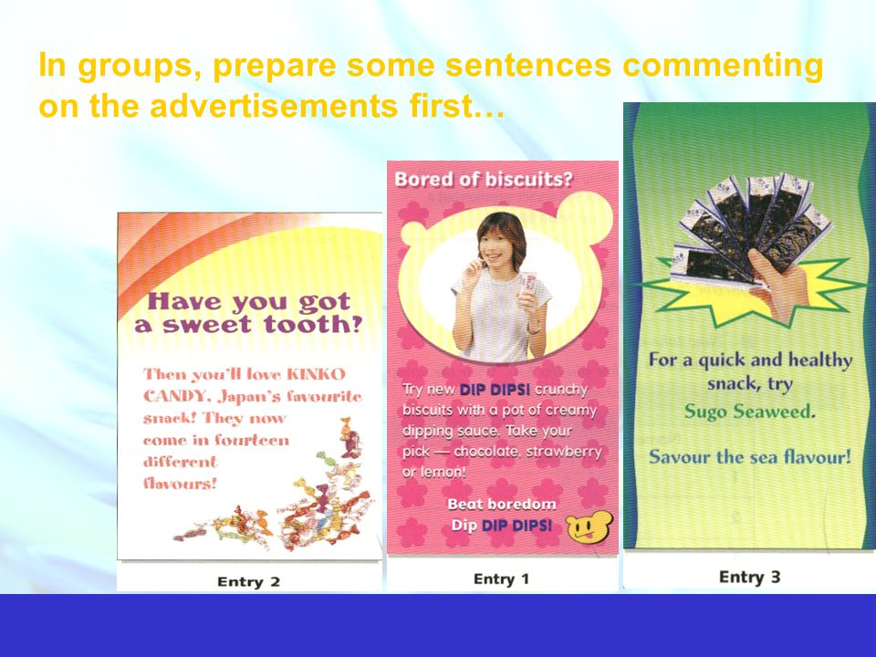 Writing task Your friend Yuko from Japan has been selected as a judge in the Japan Advertisement Design Competition.