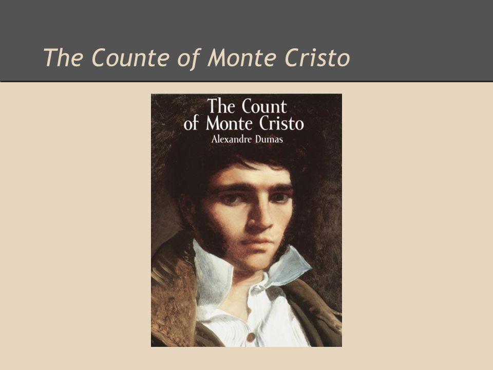 The Counte of Monte Cristo