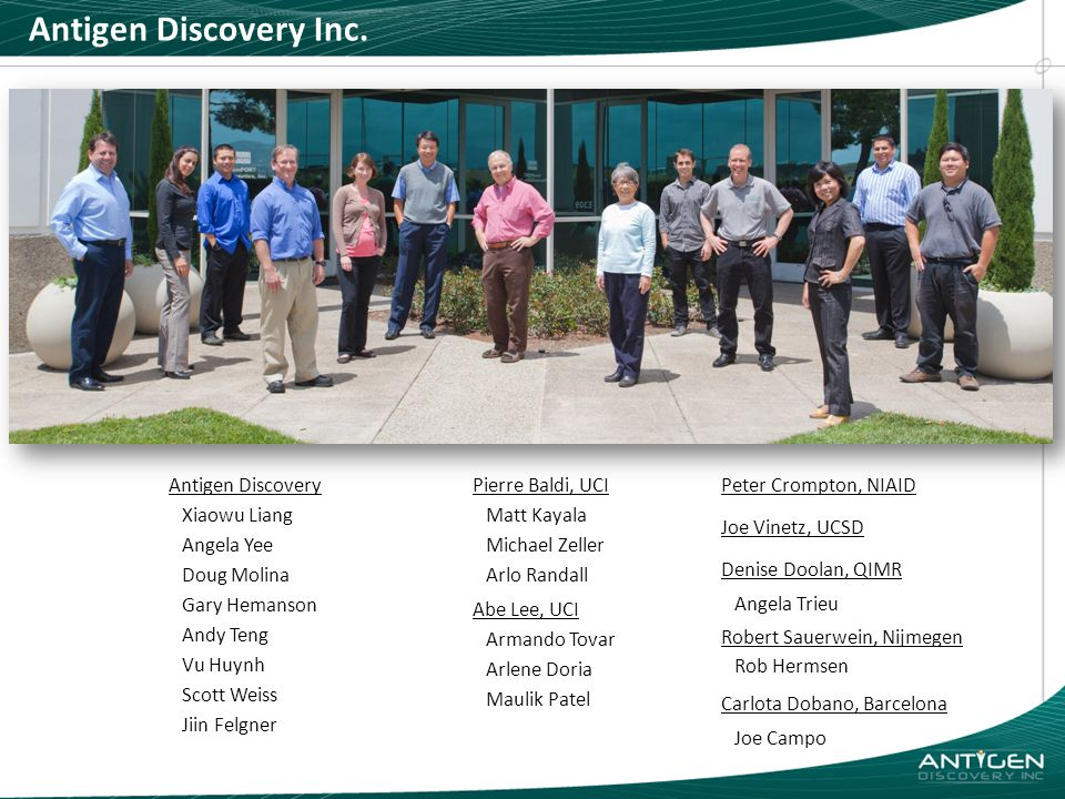 Antigen Discovery Inc.