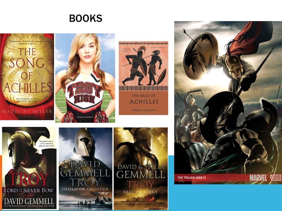 ILIAD The Iliad is a book about a Civil War.