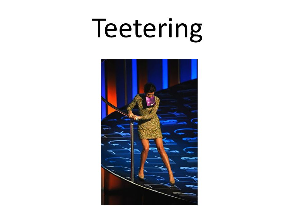Teetering