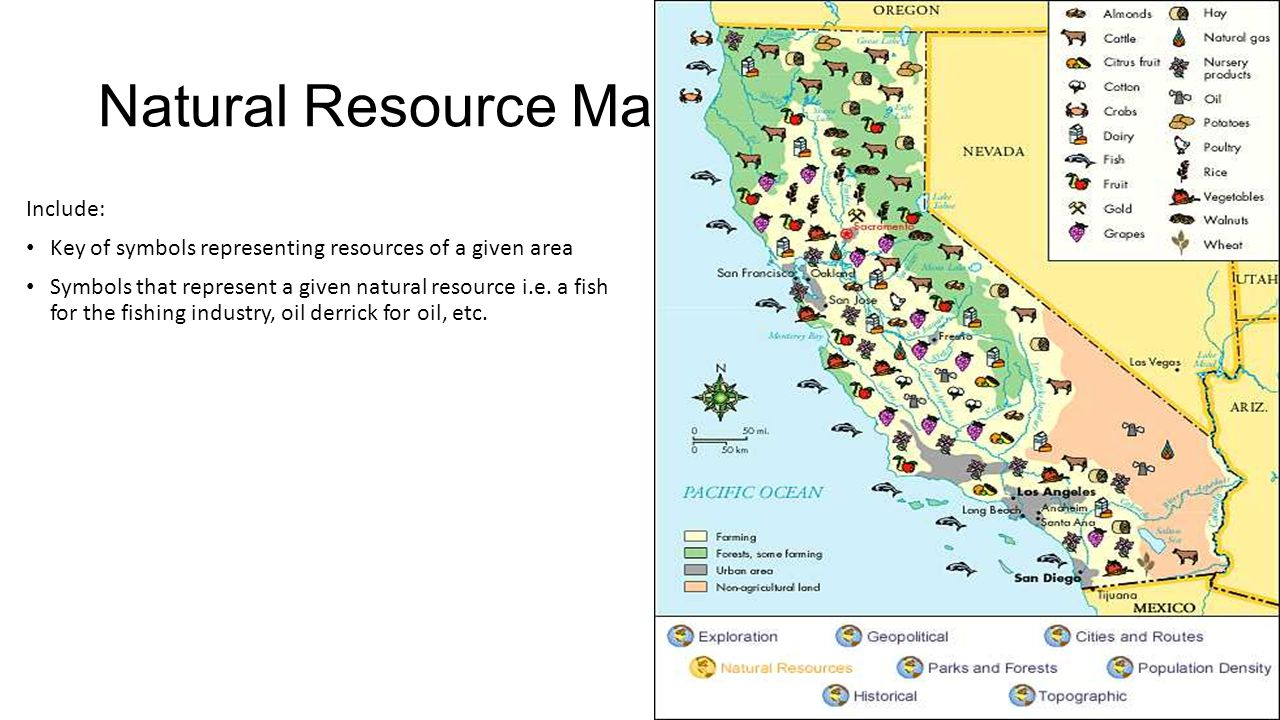 United States Wind Energy Resource Map