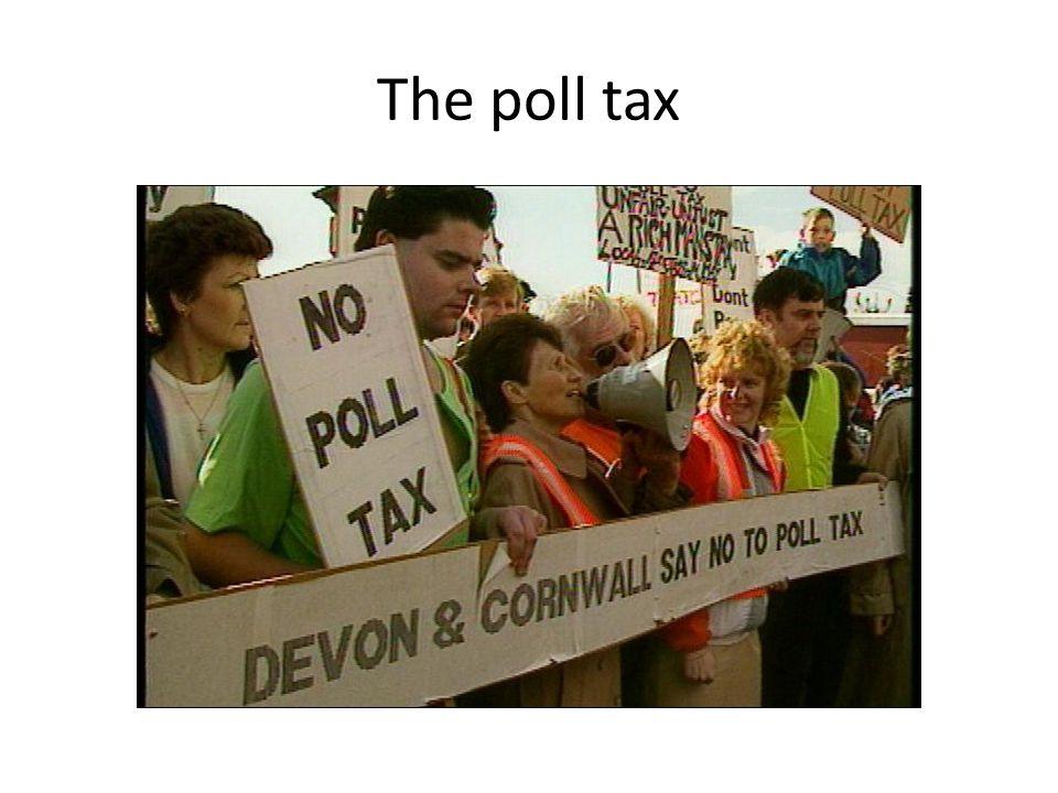 The poll tax