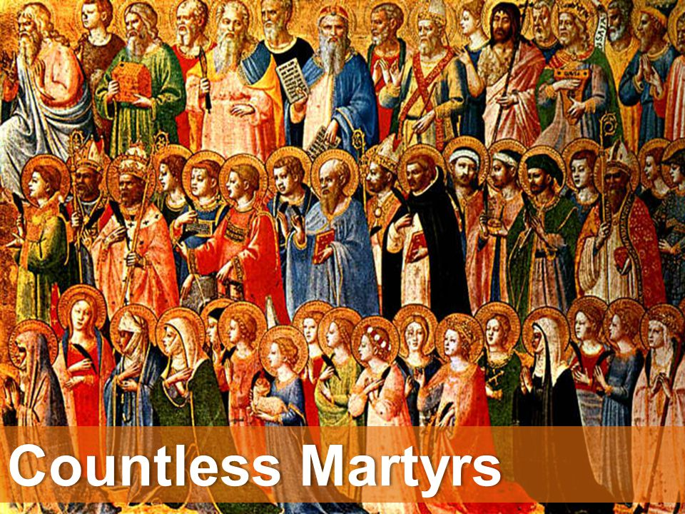 Countless MartyrsCountless Martyrs