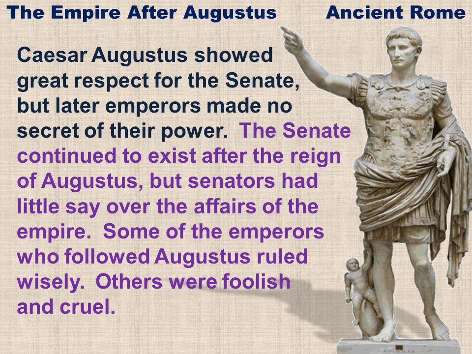 Nero believed himself to be the most talented person in the Roman Empire.