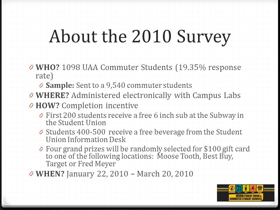 About the 2010 Survey 0 WHO.