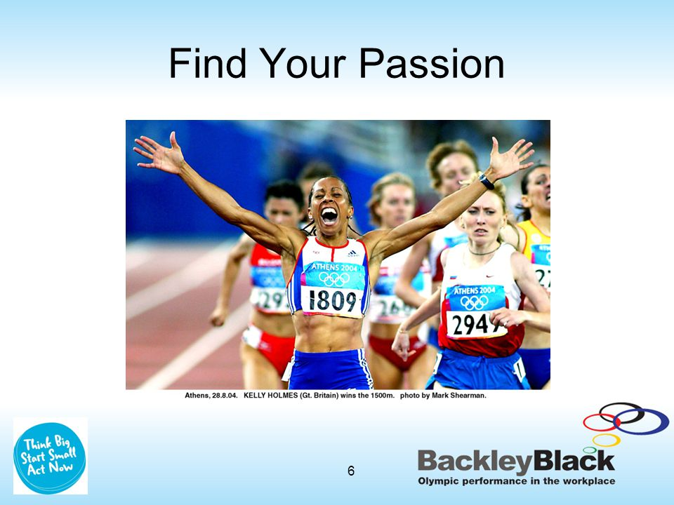 Find Your Passion 6