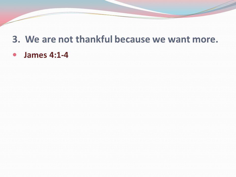 James 4:1-4