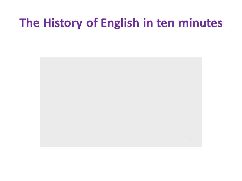 Old English