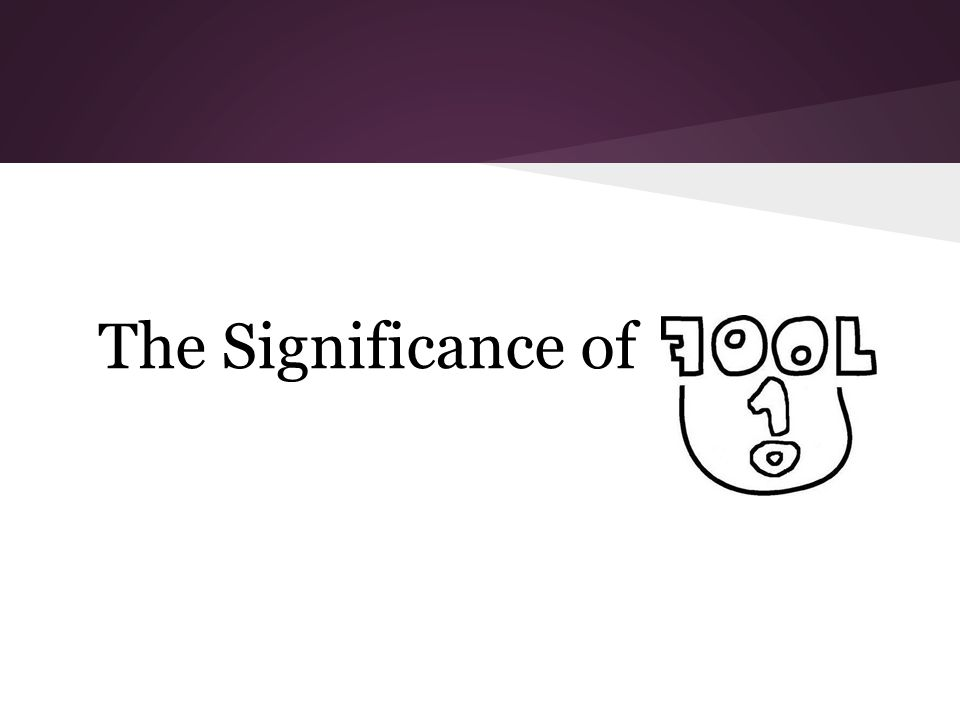 The Significance of