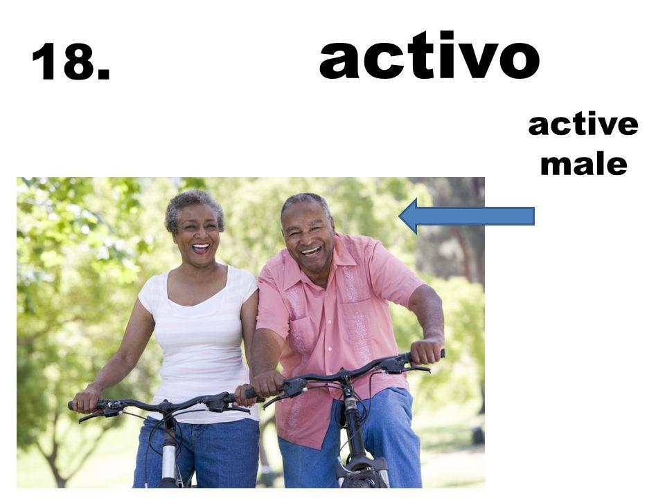 activo active male 18.