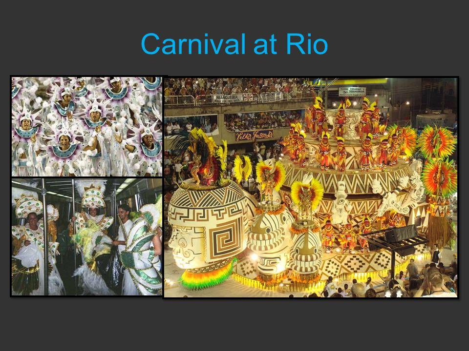 Carnival at Rio