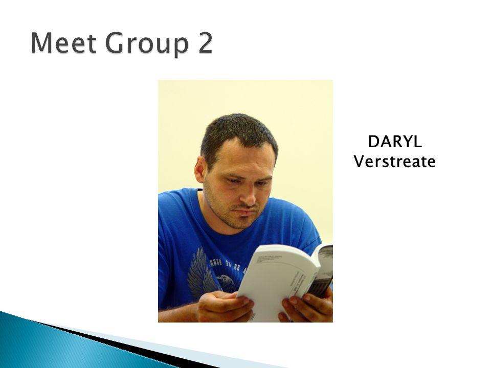 DARYL Verstreate