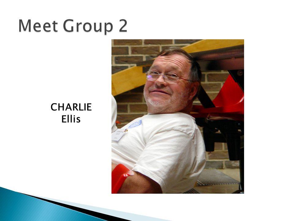 CHARLIE Ellis