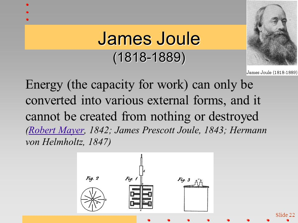 Slide 21 Why is Energy Conserved.