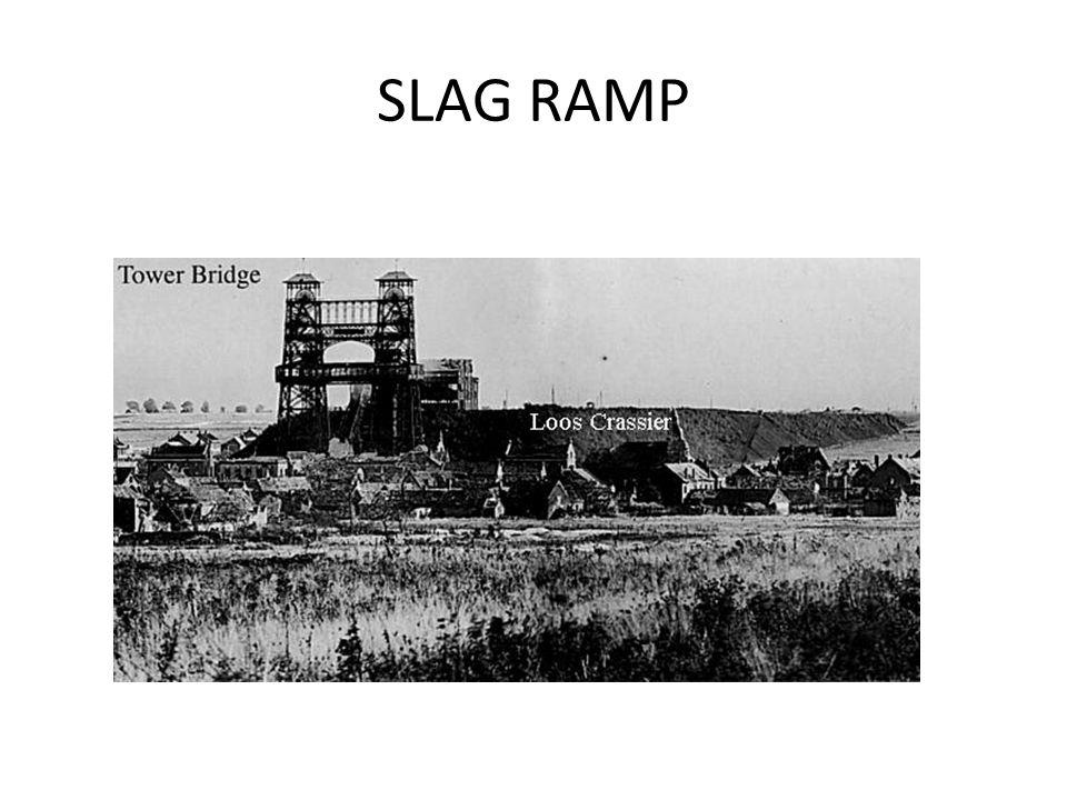 SLAG RAMP