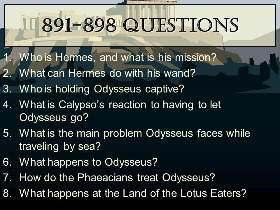 The Cyclops Odysseus describes his next adventure to King Alcinous's court.
