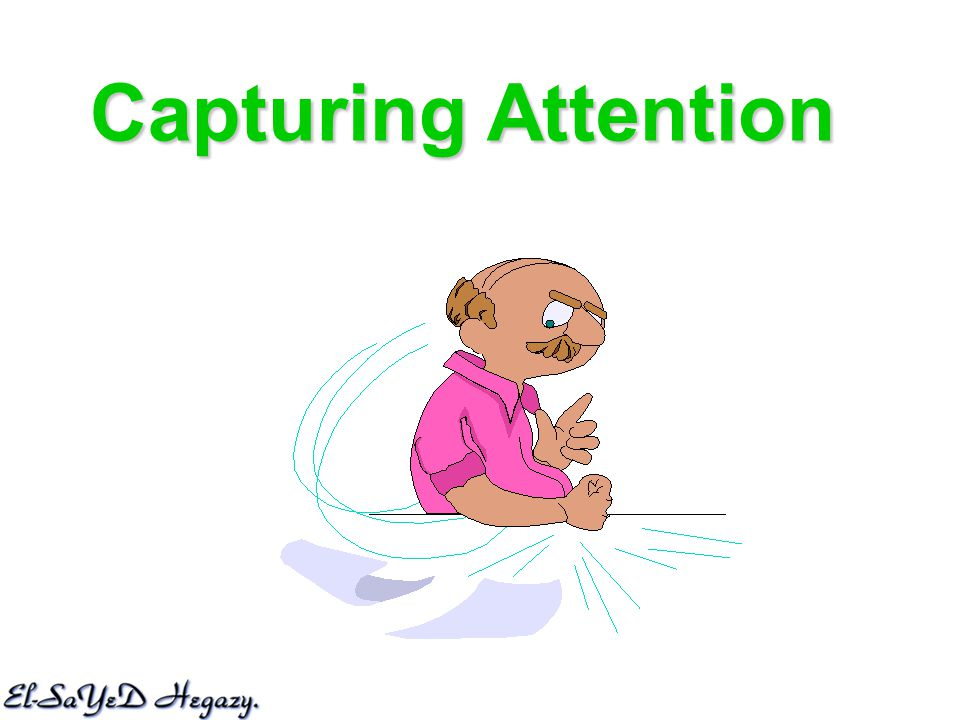 Capturing Attention