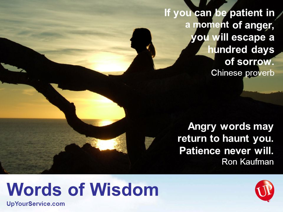 Words of Wisdom UpYourService.com Whatever is at the center of our life will be the source of our security, guidance, wisdom and power.