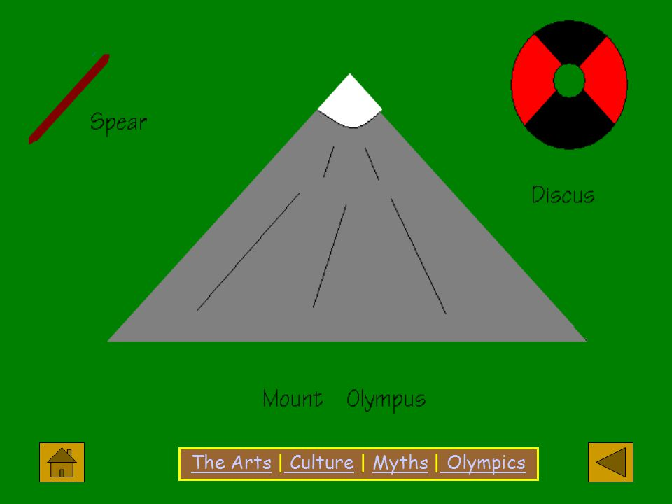 The ArtsThe Arts | Culture | Myths | Olympics CultureMyths Olympics
